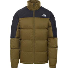 The North Face Diablo Down Jacket Men, fir green/TNF black